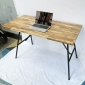 Bàn làm việc Argon gấp gọn 120x60cm gỗ tràm SPD68161