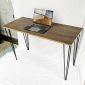 Bàn làm việc 120x50cm gỗ Plywood chân sắt Hairpin SPD68164
