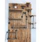 PP68001 - Kệ treo tường ống nước ( nhỏ)