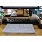MS68005 - Kệ đỡ màn hình mày tính MonitorStand cong màu gỗ - 49x20 (cm)