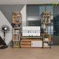 Kiểu dáng khung ô vuông mang đến không gian hiện đại và tiện nghi hơn