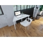 MD68005 - Modul bàn làm việc hình thang 6 người