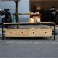 Kệ tivi PIPE ống nước hai ngăn kéo 140x45x50 (cm) KTV68021
