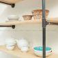 KDD68007- Kệ để đồ ống nước 002 4 tầng - 120x30x180 (cm)