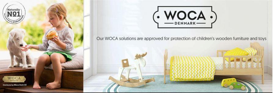 Dầu dưỡng gỗ WOCA 100% thành phần tự nhiên từ Đan Mạch