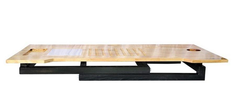 Giới thiệu dòng bàn laptop gỗ có thiết kế đa năng và thông minh zDesk
