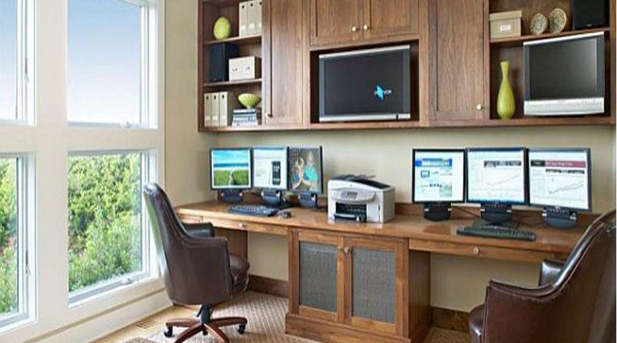 Kế hoạch 7 ngày Make UP lại phòng làm việc tại nhà của bạn