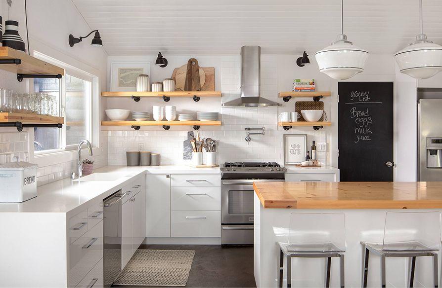 Tổng hợp các mẫu thiết kế nội thất nhà bếp hiện đại của thế giới