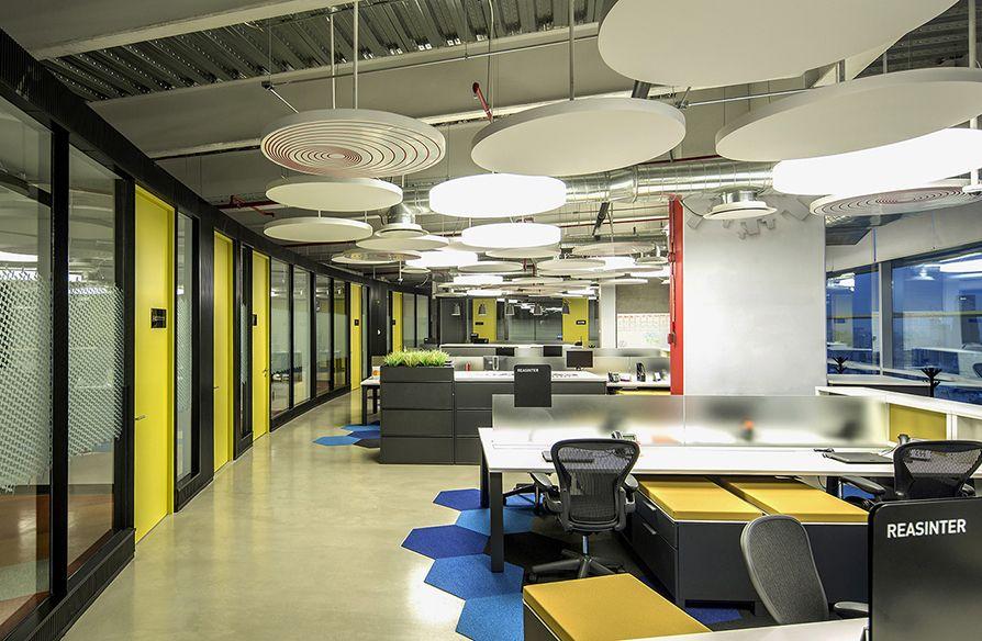 Các ý tưởng thiết kế nội thất văn phòng tuyệt đẹp giúp công ty bạn trở nên chuyên nghiệp hơn