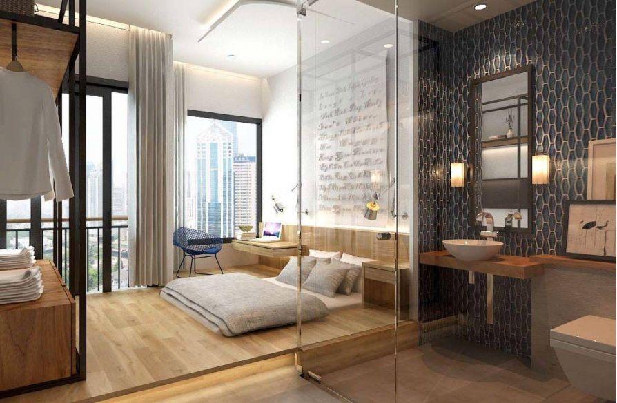 10 mẫu thiết kế nội thất phòng ngủ cực hiện đại sang trọng