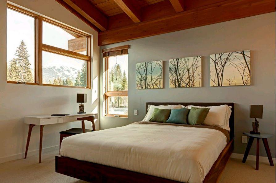 10 mẹo hay giúp không gian phòng ngủ trở nên yên tĩnh và thư giãn