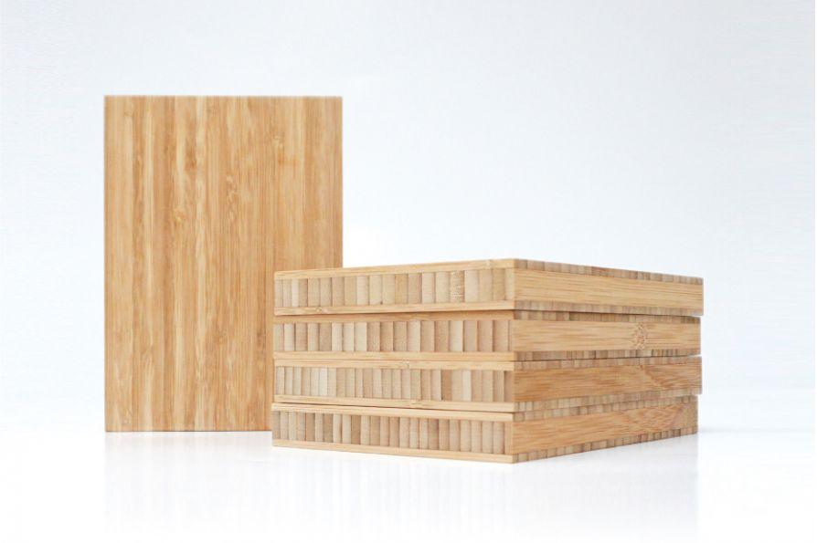 Tìm hiểu về nguyên liệu gỗ tre ghép