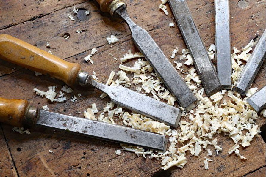 Bộ đục gỗ - Linh hồn của người làm nghề mộc