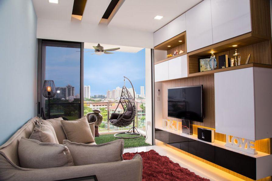 10 mẹo bố trí nội thất phòng khách có diện tích nhỏ khoa học và đẹp mắt