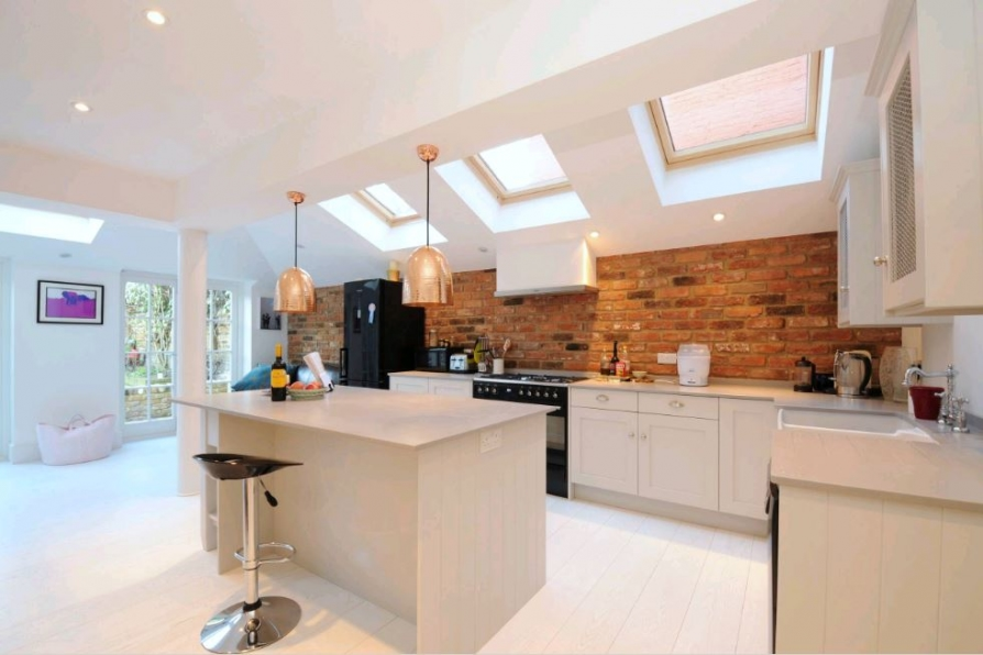 Thiết kế nhà ở bằng những viên gạch nung