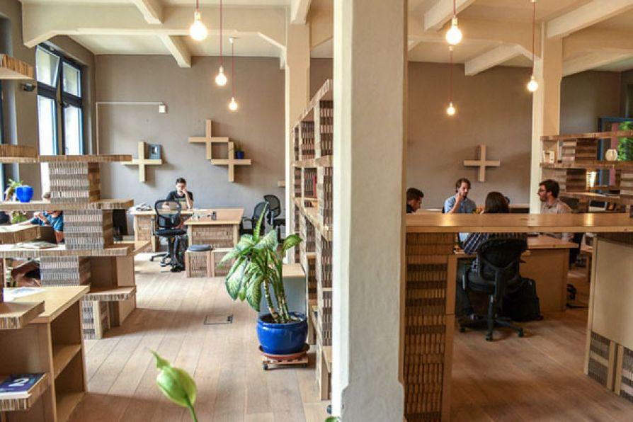 Bên trong văn phòng siêu đẹp Coworking Space của Paper Hub