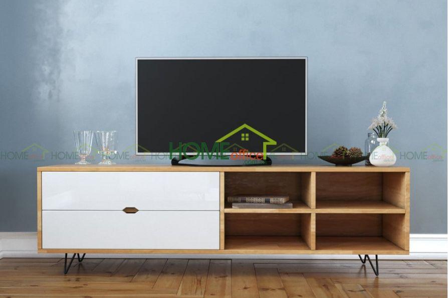 Những mẫu kệ Tivi dành cho phòng khách nhỏ đơn giản gỗ tự nhiên tuyệt đẹp