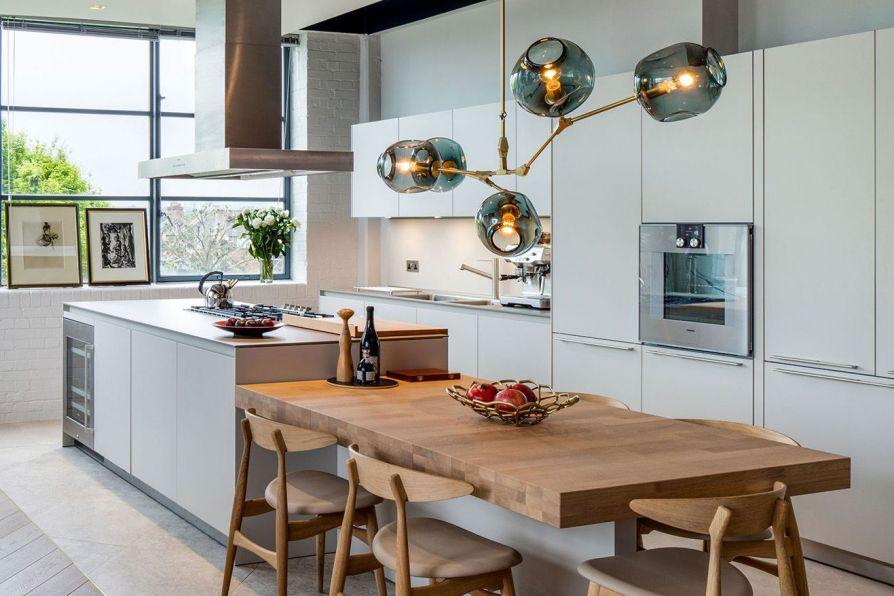 30+ Mẫu bàn ăn Gỗ Tự Nhiên đẹp giá rẻ phù hợp mọi không gian nội thất