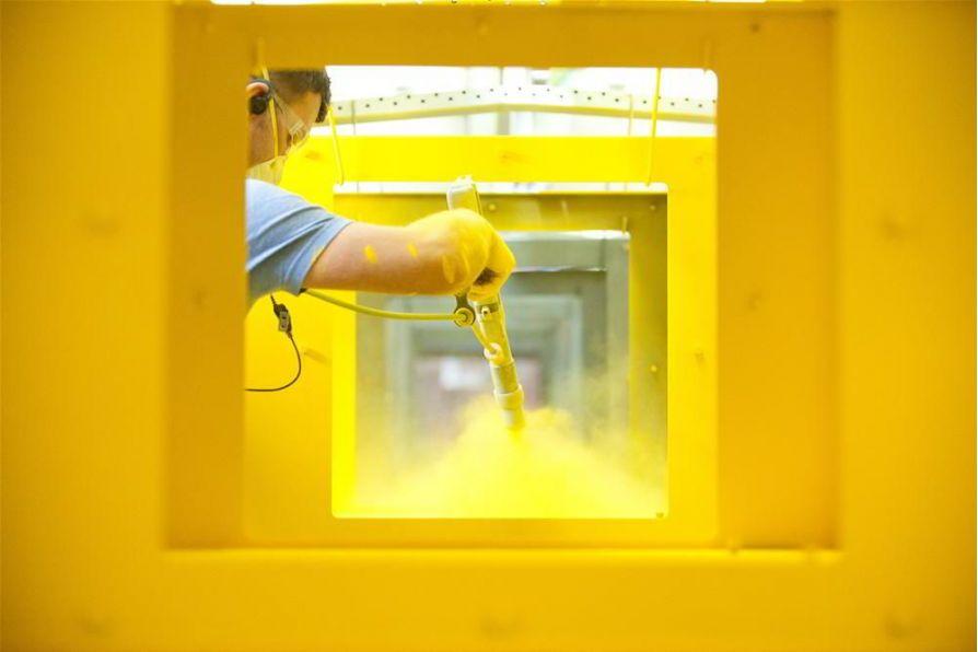 Công nghệ sơn tĩnh điện là gì? Những ưu điểm của nó so với các loại sơn thông thường