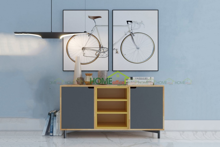 Top 10+ Mẫu tủ trang trí phòng khách hiện đại phù hợp với mọi không gian