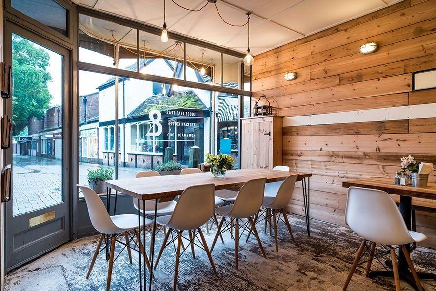 10 ý tưởng bàn ghế cho quán trà sữa tuyệt đẹp