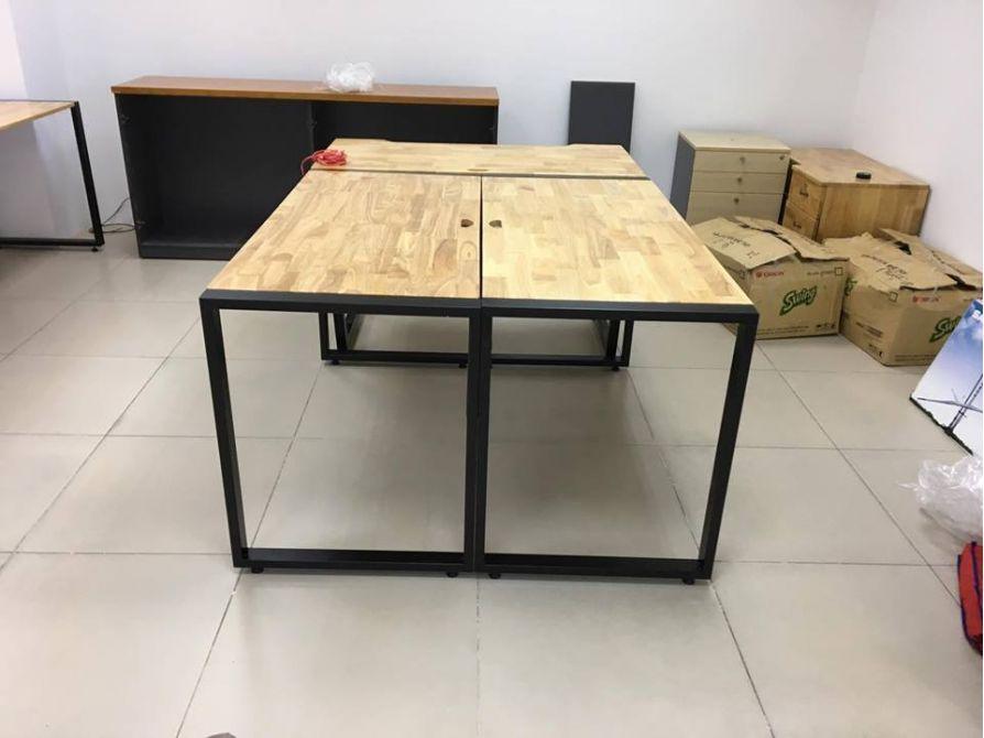 Dự án văn phòng với công ty Thăng Long