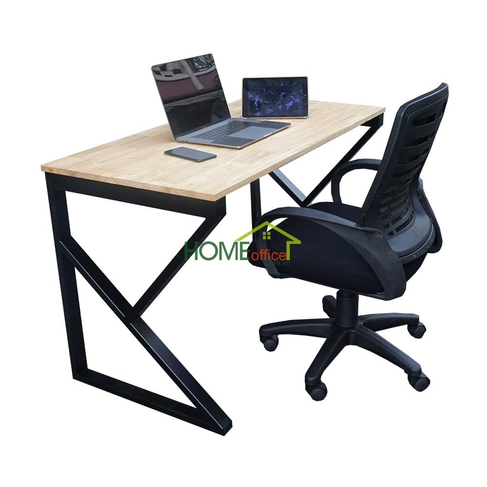 Combo bàn làm việc Kconcept 60x120cm và ghế xoay văn phòng