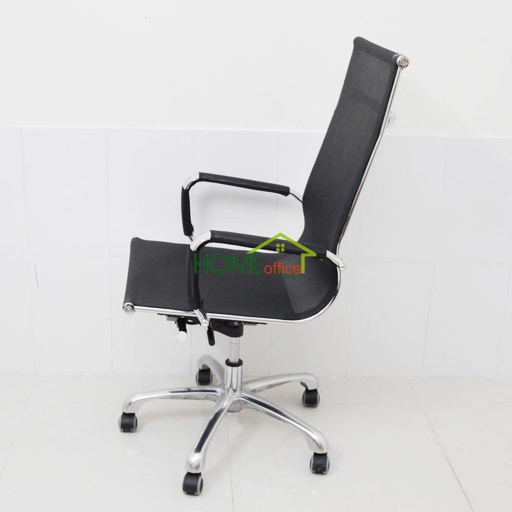 Ghế lưới xoay văn phòng lưng cao hiện đại HOGVP1034