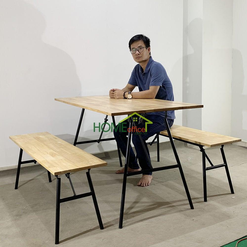 Combo bàn ghế ăn Argon