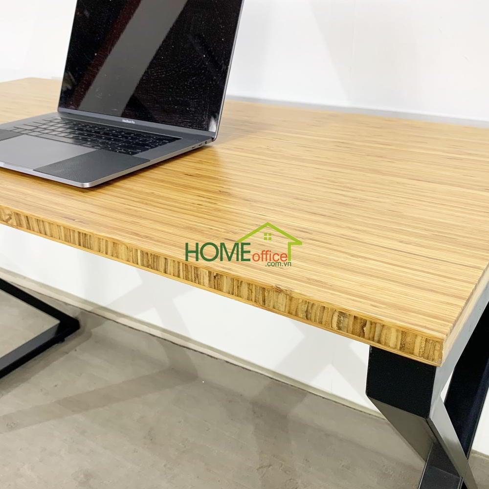 Mặt bàn gỗ tre ép dày 25mm