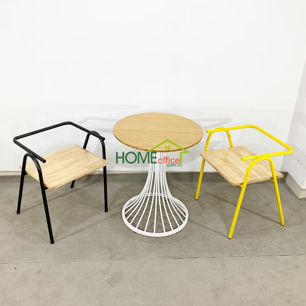 Combo bàn ghế cafe