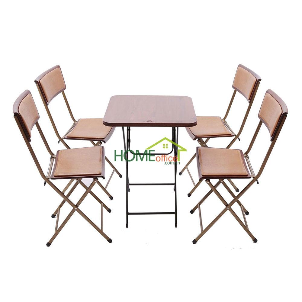 combo bàn ghế xếp gọn patio