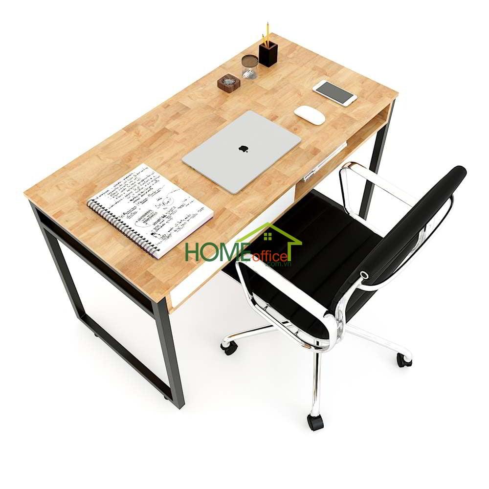 Combo bàn học kết hợp ghế chân xoay