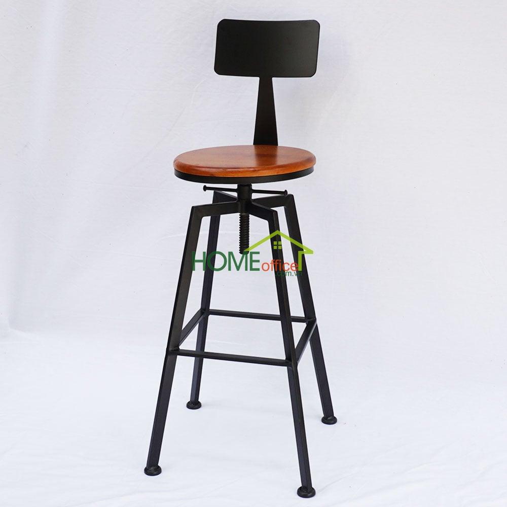 Ghế bar nâng hạ chiều cao
