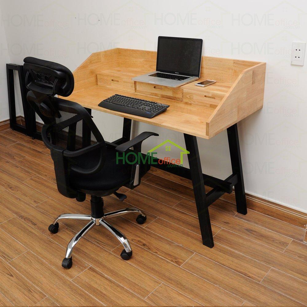 Bàn vi tính comdesk và ghế bàn cao
