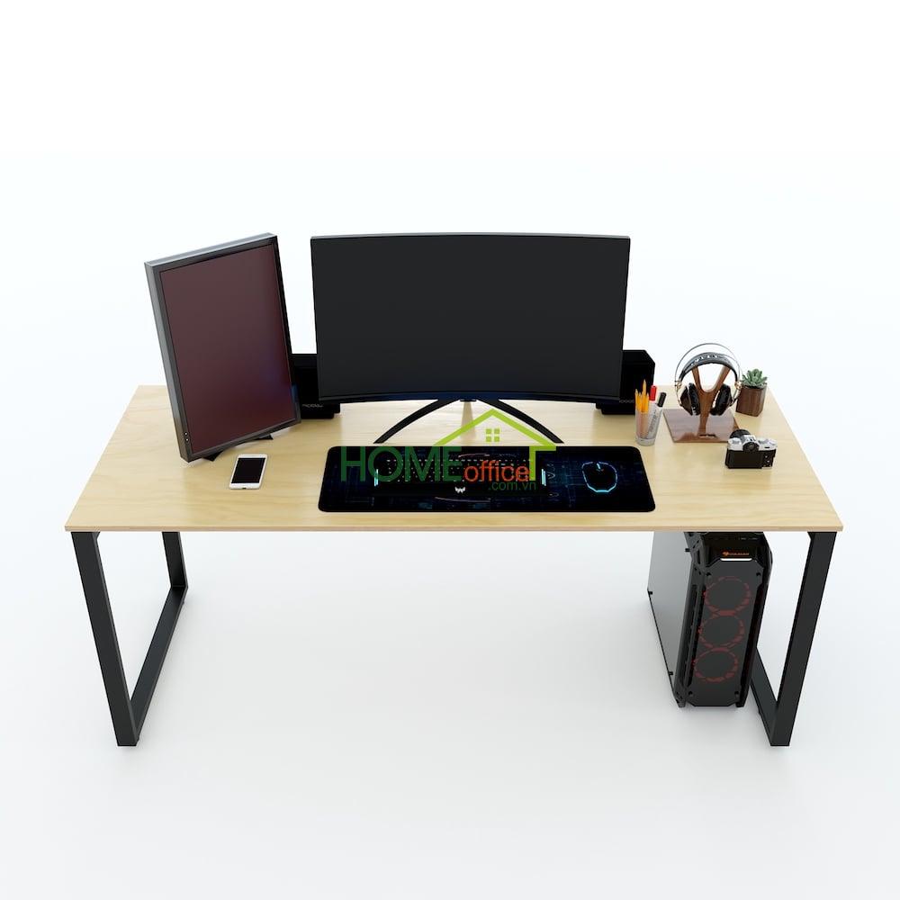 bàn làm việc kích thước lớn 180x70cm