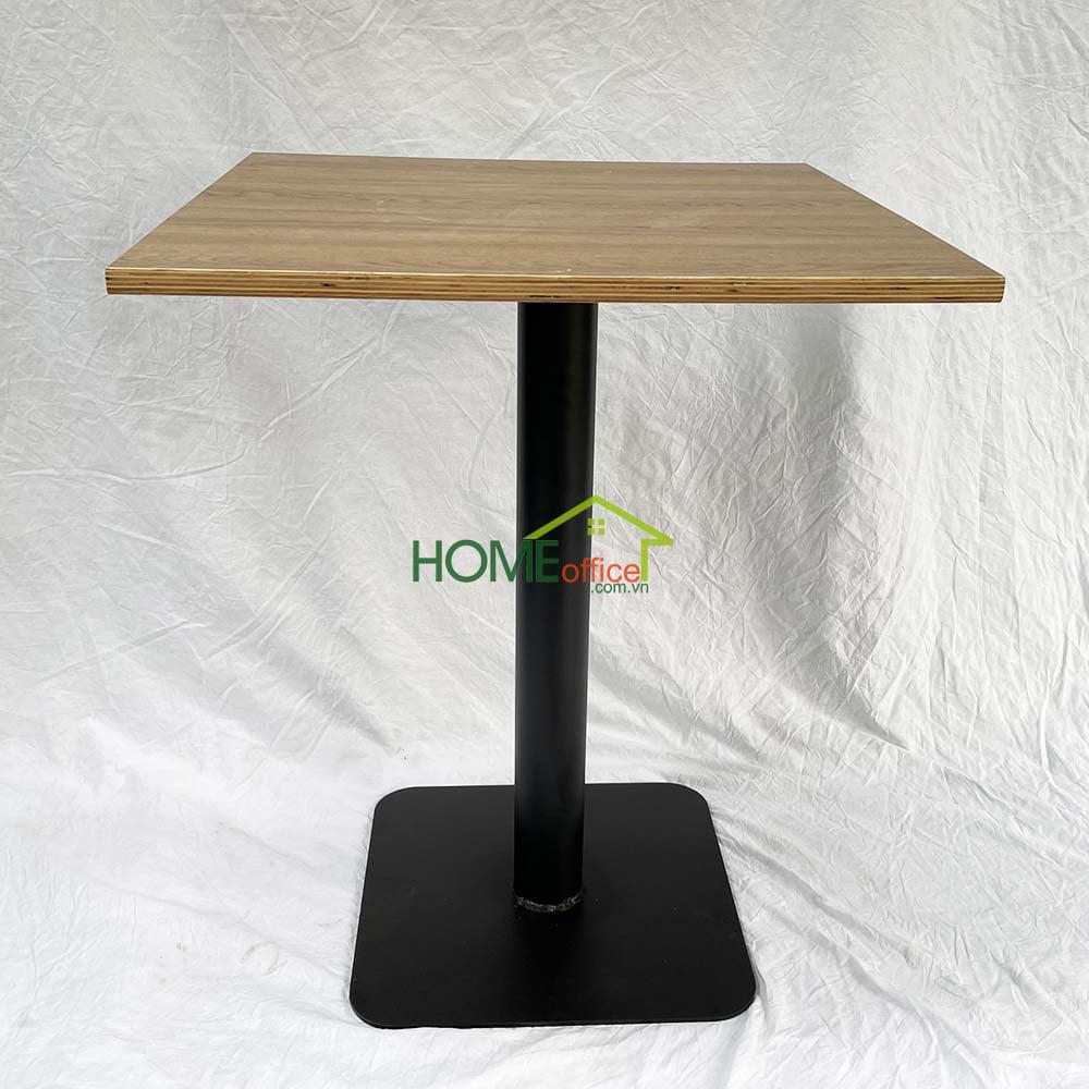 bàn cafe vuông