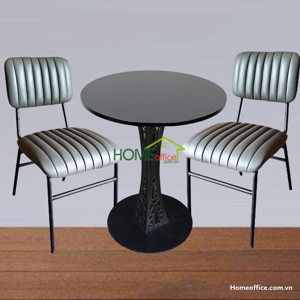 combo bàn ghế cafe 2 người ngồi