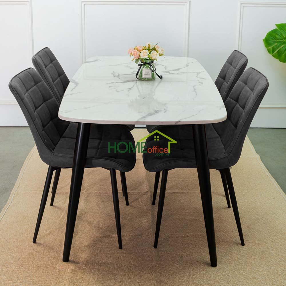 Dùng làm ghế kết hợp với bàn ăn cực đẹp