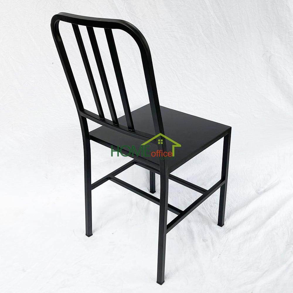 ghế ngoài trời, ghế sắt đơn giản