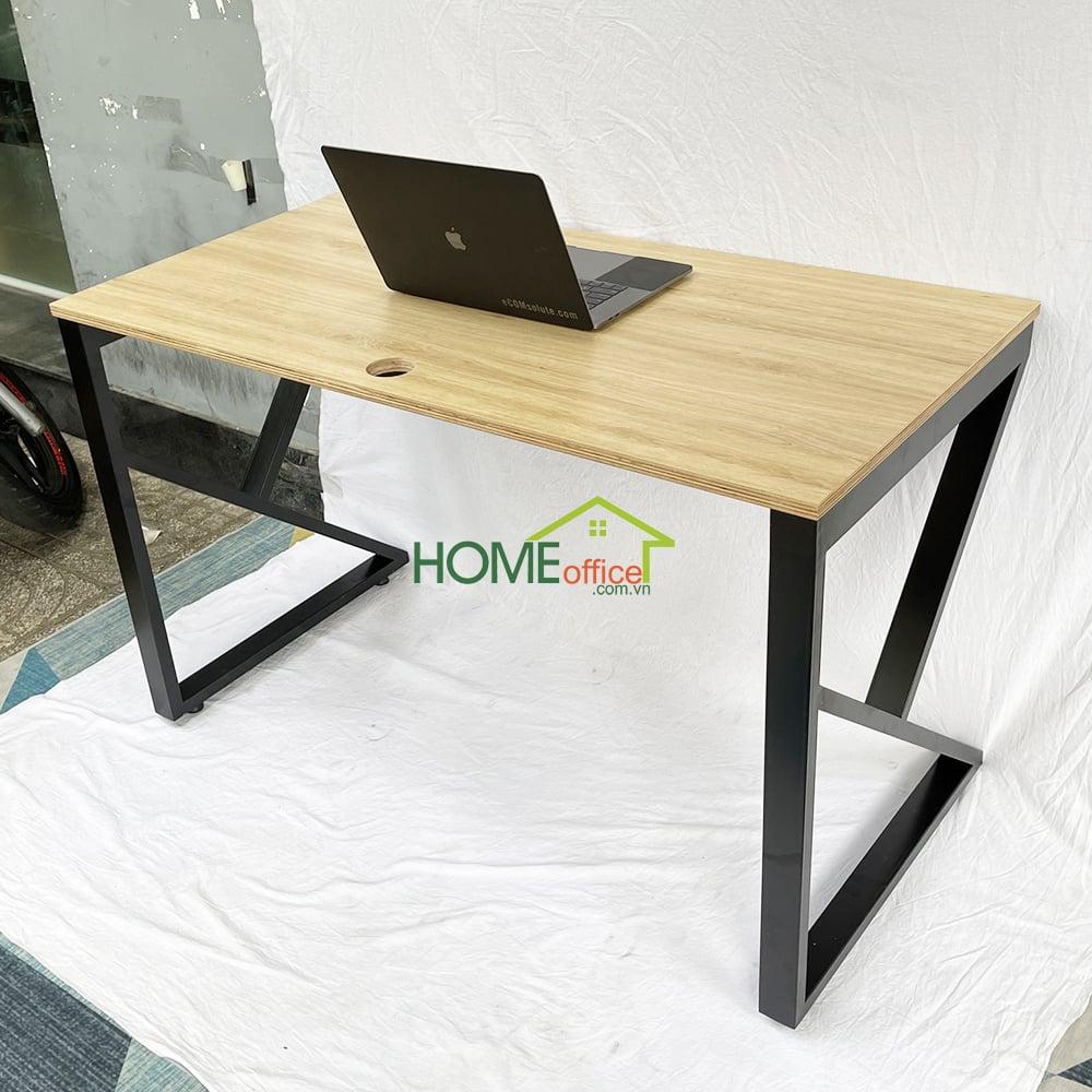bàn làm việc đơn giản tại nhà