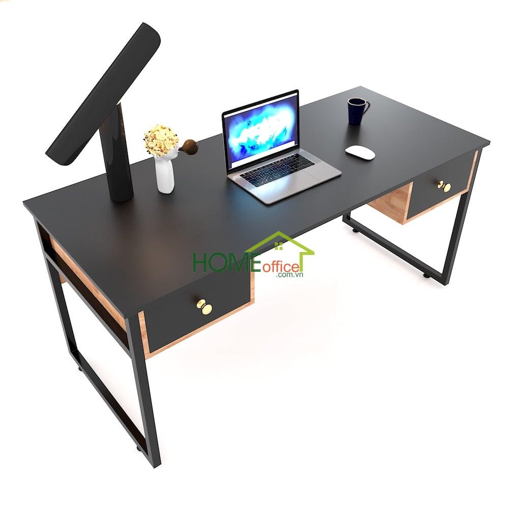 bàn làm việc có hộc kéo ,bàn giám đốc