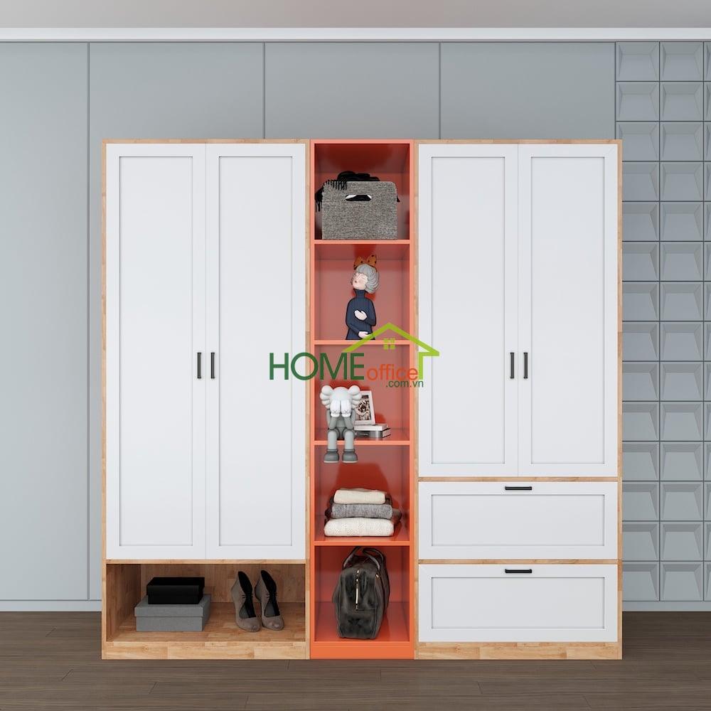 module tủ quần áo hiện đại