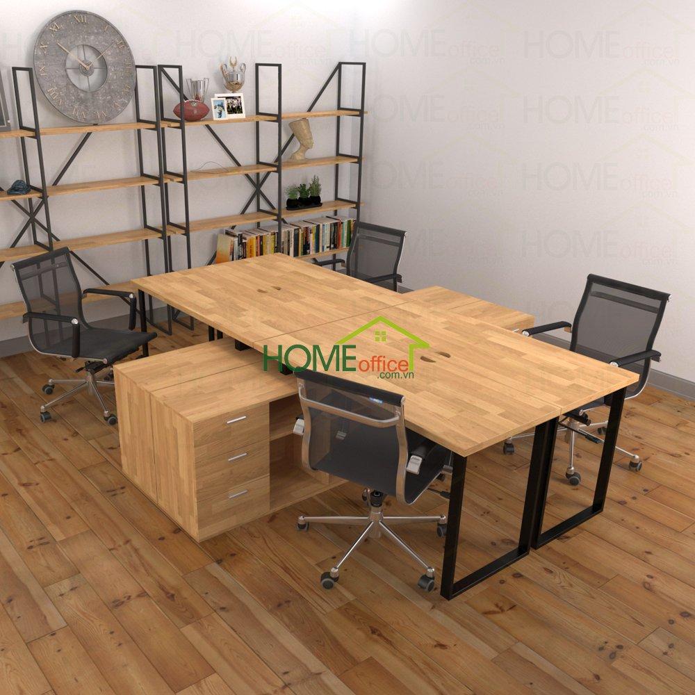 mẫu bàn làm việc render 3d đẹp
