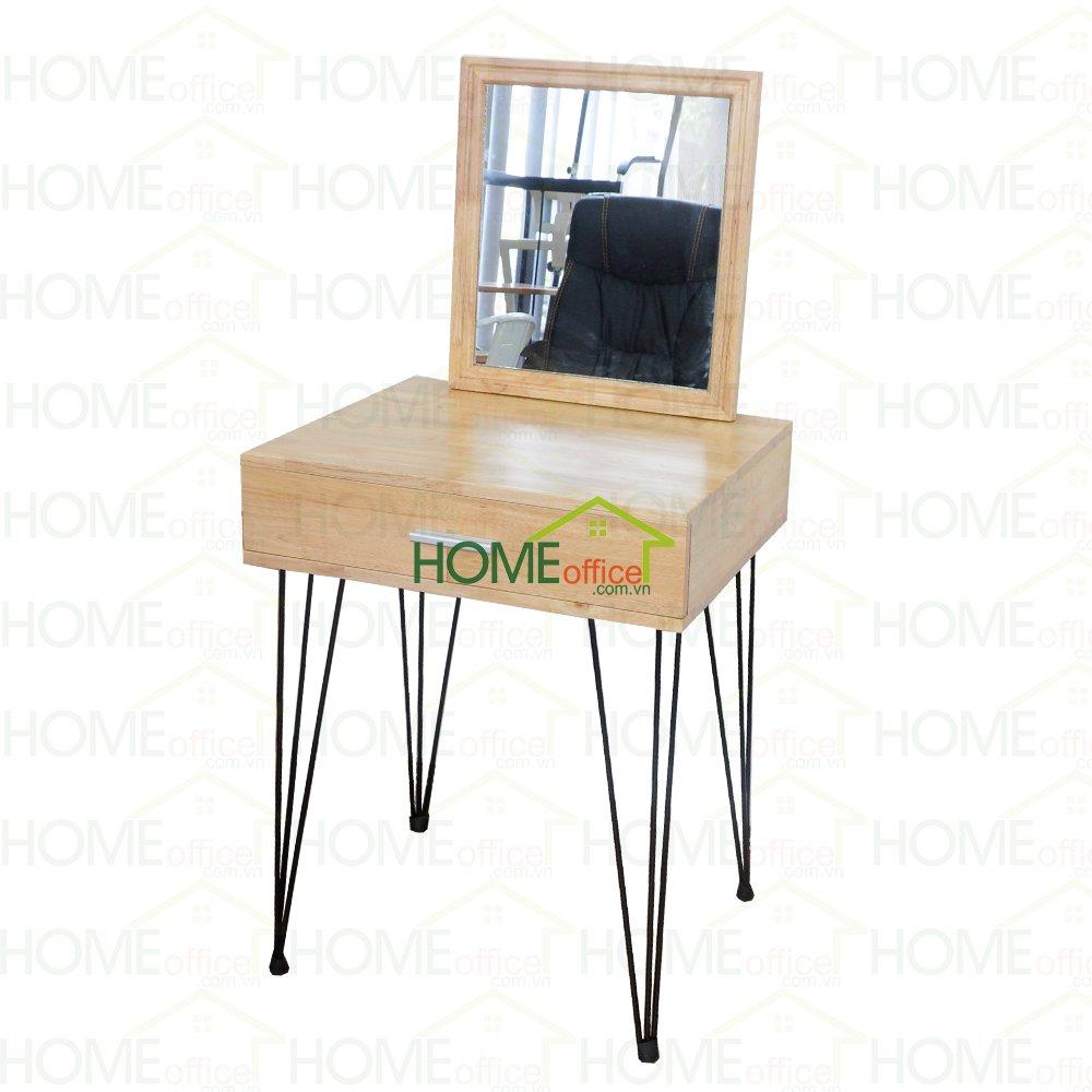 bàn trang điểm nhỏ gọn BTD68001