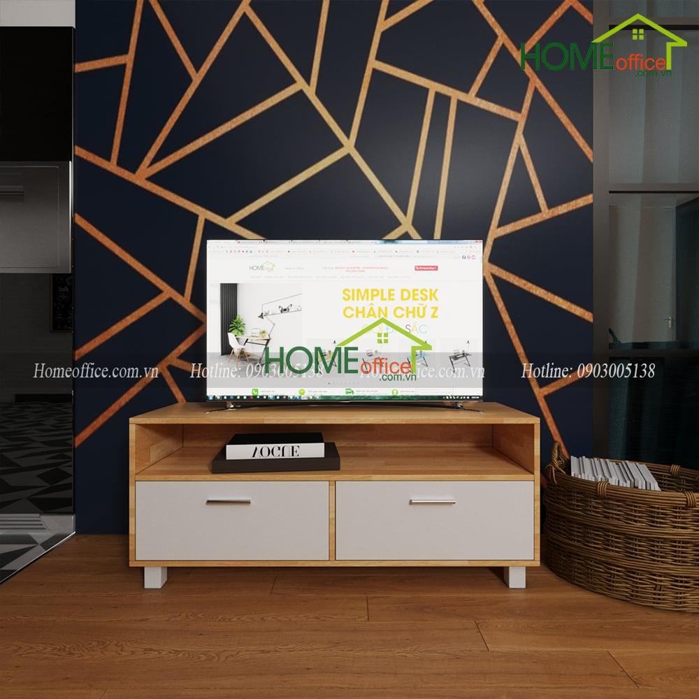 Kệ Tivi phòng khách nhỏ gọn KTV68007
