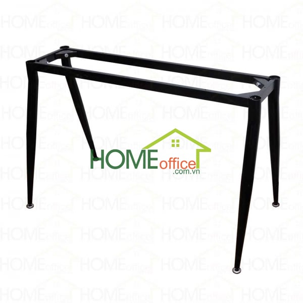 Chân bàn ống côn bằng sắt