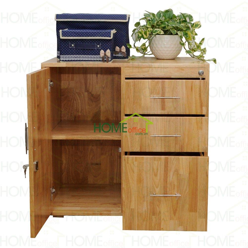 Tủ hồ sơ văn phòng có nhiều ngăn để đồ