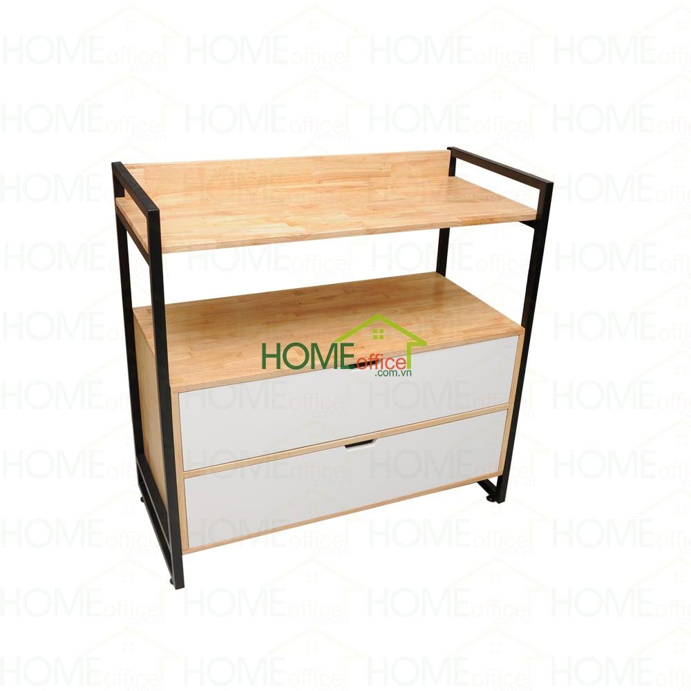 """Tủ ngăn kéo gỗ đựng quần áo """"siêu tiện lơi"""""""