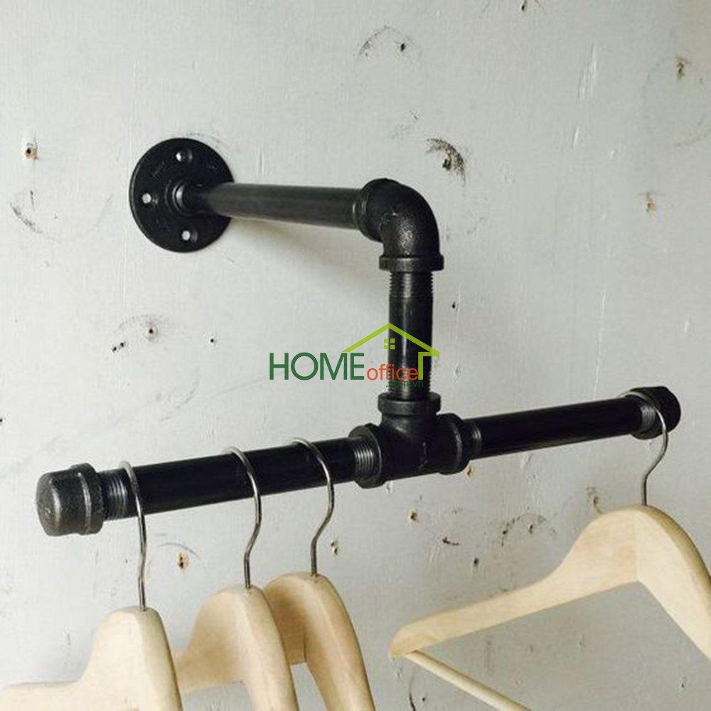 giá kệ ống nước treo quần áo